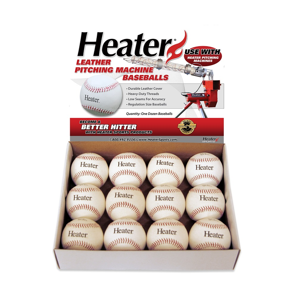 Heater Sports Training Aids Pitching Machines Batting Cageore